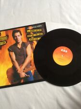 "BRUCE SPRINGSTEEN I'm On Fire 12"" single in picture sleeve CBS A12.6148 Holland"