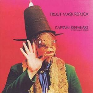 Captain Beefheart and The Magic Band : Trout Mask Replica CD (1994) Great Value