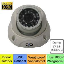 CIB True HD 1080P 2-Megapixel HD Dome Cameras, AHD System, BNC Connect Type