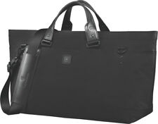 Victorinox Lexicon 2.0 Weekender Carry-All Tote Duffle Bag Luggage - Black