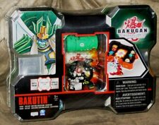 New & Sealed Bakugan Gundalian Invaders Green Bakutin