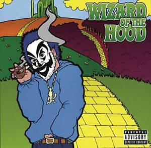 Violent J Wizard Of The Hood 2 LP Vinyl Record Set Insane Clown Posse ICP NEW