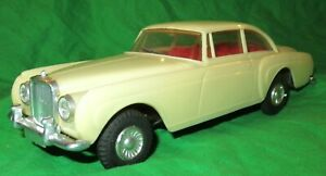TAT Hong Kong plastic Bentley Continental S2 1/25th scale friction drive
