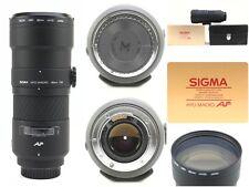 Sigma 180mm F/2.8 APO Macro Autofocus Lens For Minolta Alpha Mount