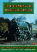 The Heyday of British Steam - Heyday Of... - The Heyday of British Steam CD T2VG