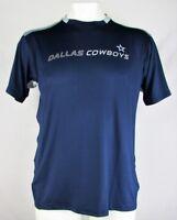 Dallas Cowboys Men's L- 2XL Navy Blue Hands High Performance T- shirt NFL