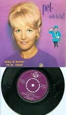 Petula Clark IMPORT 45 rpm EP record Picture Sleeve Ooh la la Ya Ya Twist France