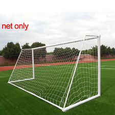 10x6.5FT PE Soccer Football Goal Post Net Outdoor Indoor Sports Training Match