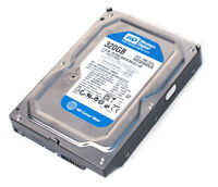 HP Pavilion p6140f - 320GB Hard Drive with Windows 7 Home Premium 64 Loaded