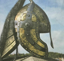 Medieval Roman Spartan Ancient Viking Armour Helmet Replica Halloween role play