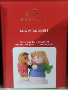 2020 Hallmark Snow Buddies Ornament