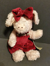 Boyds Collection Plush Kaitlin the Pig 1985-98 Tag