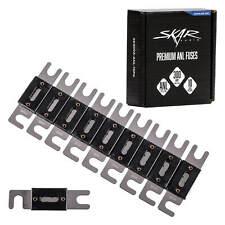 NEW SKAR AUDIO 300 AMP ANL NICKEL PLATED FUSES (10 PACK) - SK300A-ANL-10PK