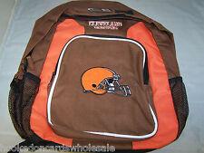 Cleveland Browns NFL Team Back Pack Backpack
