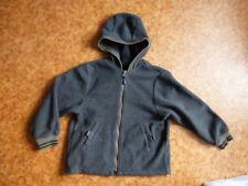 Okaïdi veste blouson polaire  à capuche   fermé par zip  T B E taille 8 ans
