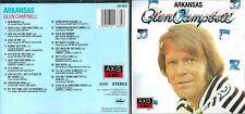 Glen Campbell cd album - Arkansas, Australia only AXIS release