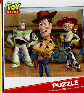 Disney Toy Story 3 Buzz Lightyear & woody Puzzle 100 Pieces New Factory Sealed