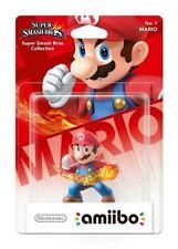 Nintendo Amiibo No. 1 Mario Super Smash Bros Collection
