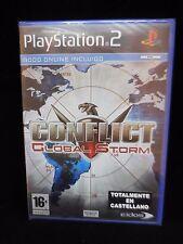 Conflict:Global Storm para playstation 2 Nuevo y precintado