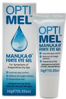 2 X Optimel Manuka Honey Forte EyeGel Sore Dry Eye Treatment Soothing USA