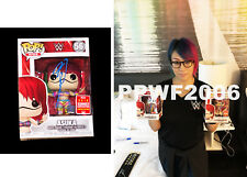Wwe Asuka Pop Funko 56 Hand Signed Action Figure With Picture Proof And Coa