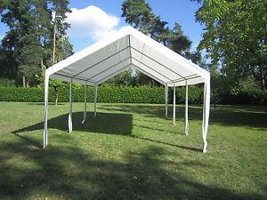 Dachplane PE 4x6 m  für Gartenzelt Zelt Partyzelt Bierzelt