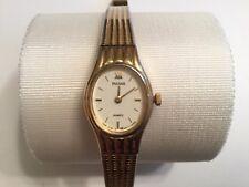 Pulsar Women's Watch, Vintage Gold Toned, Working