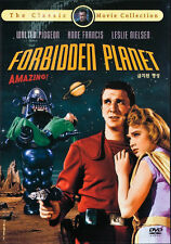 Forbidden Planet (1956) New Sealed DVD Fred M. Wilcox