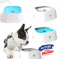 1.5L  Floating Bowl  Not Wetting Mouth Cat Bowl Pet Dog Bowls  No Spill Drinking
