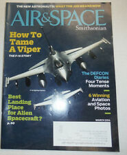 Air & Space Magazine How To Tame A Viper March 2014 010615R