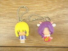 Prince of Tennis Figure & Code Geass Lelouch of the Rebellion Phone Charm Strap