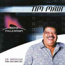 Novo Millennium by Tim Maia (CD, Mar-2002, Universal/Mercury) Free Ship #HA88