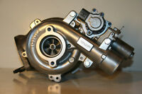 Turbocharger Toyota Landcruiser 3.0 D-4D (2006-) 127 Kw 17201-30100 17201-30101