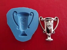 Trophy Cup Sport silicone mould cake decorating cupcake fairy cake food grade
