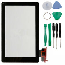 New Touch Screen Digitizer Glass Lens Replacement for Kindle Fire + Tools