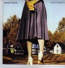 (CT968) Patrick Watson, Into Giants - 2012 DJ CD