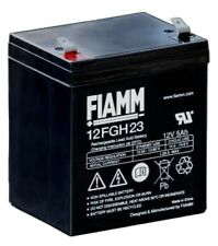 Fiamm Bleibatterie 12V 5Ah (Faston 6,3mm)