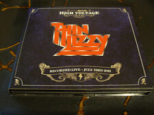 Slip Treble: Thin Lizzy: High Voltage Live 2011