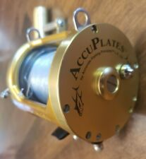 AccuPlates P40W Tiburon Gold Salt Water Reel
