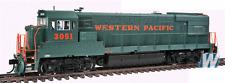 Western Pacific U30B Locomotive #3052 w/ Sound & DCC HO - Proto 2000 #920-41657