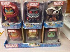 Mighty Muggs ~ Factory Case of 6 Figures!!  ~ Hasbro Marvel~