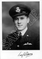 SPBB28 WWII WW2 BoB RAF Battle of Britain pilot PICKERING hand signed photo
