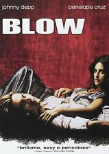 BLOW (DVD) CON PENELOPE CRUZ E JOHNNY DEEP, LA VERA VITA DI GEORGE JUNG