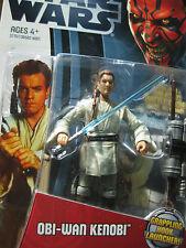 Star Wars Action Figure-Obi Wan Kenobi-Movie Heroes Legends-Ages 4+-Free Ship