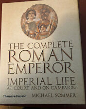 Roman Emperor Imperial Life Court Campaign HB/dj daily lives families illus