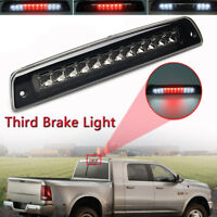 Rear LED Third Brake Light Lamp Smoke For 1994-2001 Dodge Ram 1500 2500 3500
