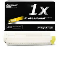 Eurotone Pro Toner Yellow For Oki C-841-N C-831-CDTN C-831-N C-841-CDTN C-831-DN
