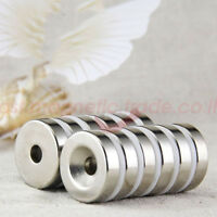 Wholesale  20mm x 5mm Hole 5mm N50 Round Disc Magnets Rare Earth Neodymium