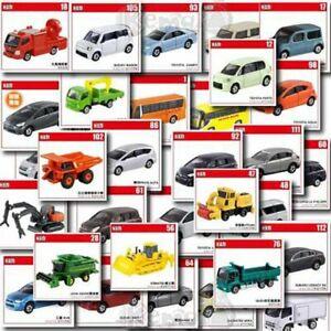(RANDOM) 20X Takara Tomy Tomica #1-120 Scale Mini 7CM Diecast Toy Cars in SALE