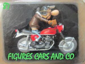 MOTO JOE BAR TEAM   87 HONDA CB 750 FOUR D'ORIGINE EDOUARD BRACAME  SERIE 1 NEUF